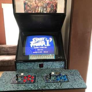 Street Fighter 2 'Hyper Fight' Arcade Machine