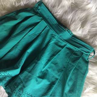 Mika & Gala High Waist Shorts