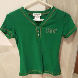 🆕Christian Dior Paris Top