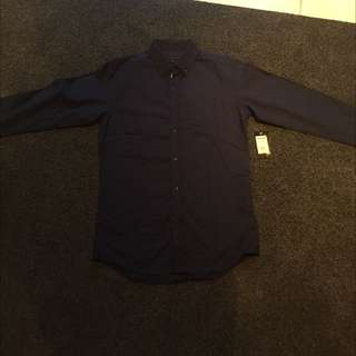 Ed Harry Long Sleeve Button Up