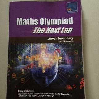 Mathis Olympiad For Lower Sec