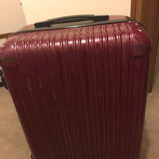 Suitcase Hard Shell Medium
