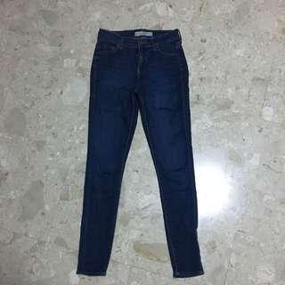 Topshop Moto / Petite Jeans