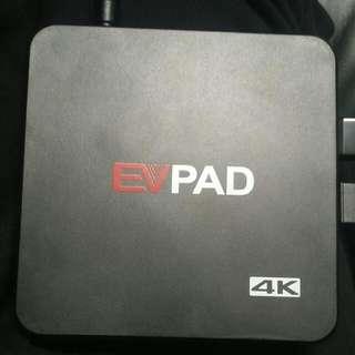 TV Box EVPAD