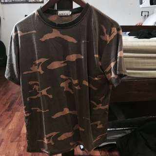 Camp Print Shirt