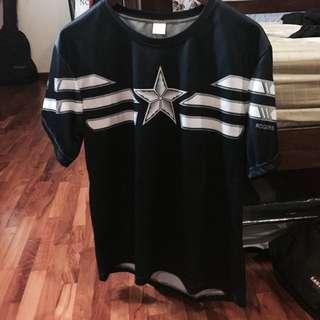 Captain America Shirts