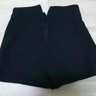 韓版高腰短褲