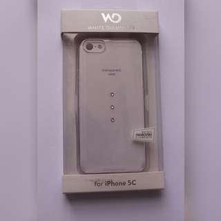 Authentic Swarovski White Diamonds Clear Case iPhone 5c