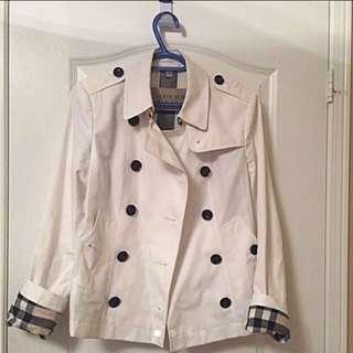 Authentic Burberry Spring Coat