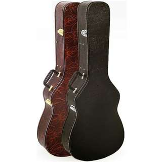 "IM 41"" acoustic guitar hard case suitable for dreadnaught e.g. Yamaha FG series, L series etc. (black color) (preorder)"