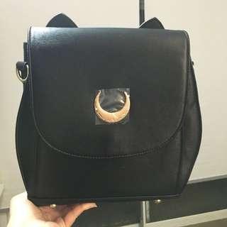 Sailor Moon/Luna Cat Backpack
