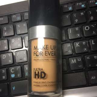 Make Up For Ever HD粉底液