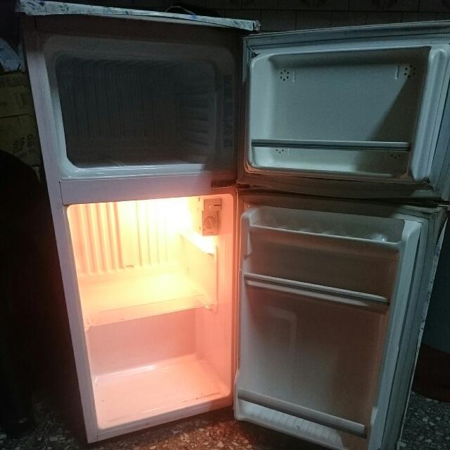 80公升 日立雙門小冰箱