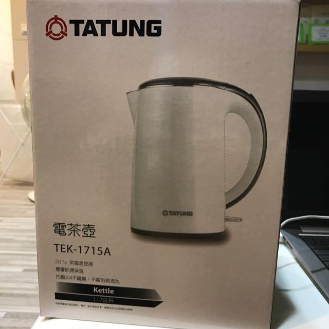 大同 電茶壺