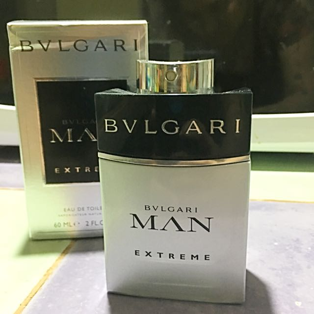 Bulgari Man Extreme