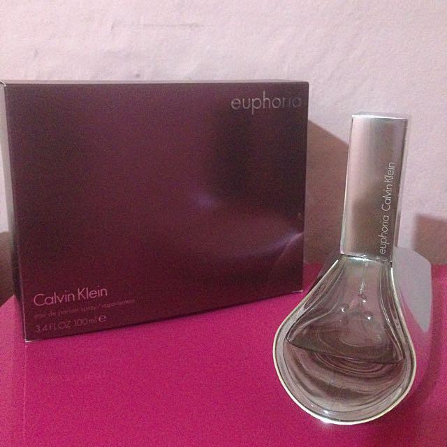 Calvin Klein Euphoria For Women