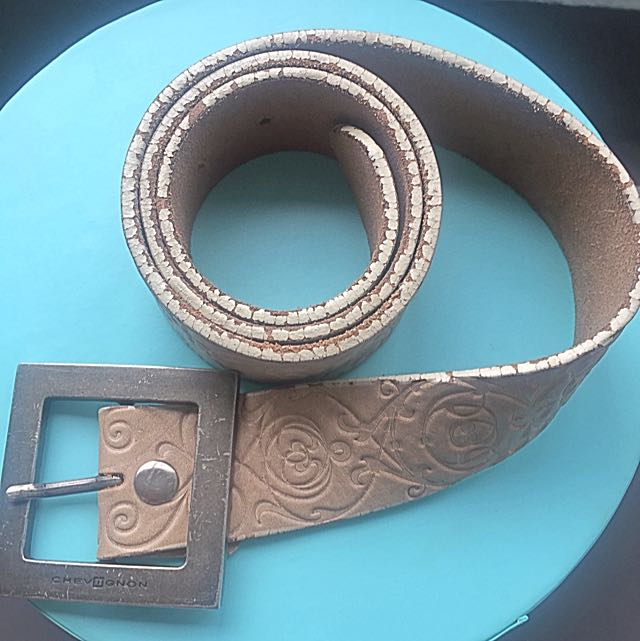 Chevignon Leather belt