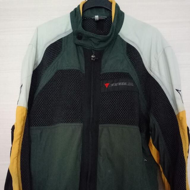 Dainese Riding Jacket Sports Athletic Sports Clothing On Carousell