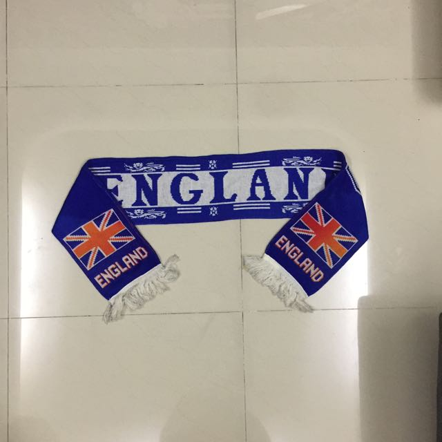 England Scarf (authentic)