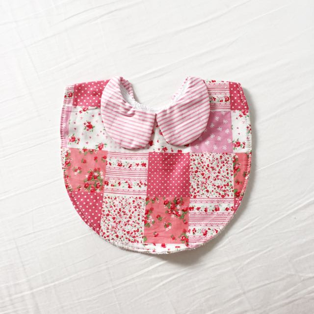Flower Patch Bib 101
