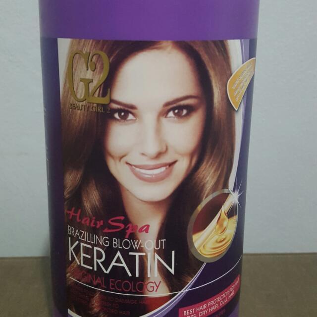 Hair Kerating Treatment