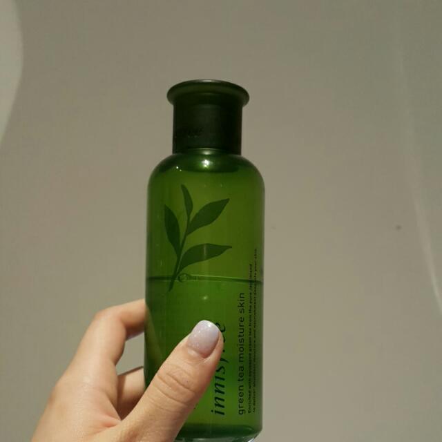 Innisfree Green Tea Moisture Skin (Toner)