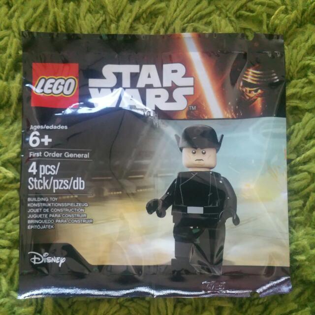 Lego Star Wars First Order General