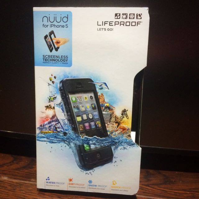 Lifeproof iPhone 5series Case