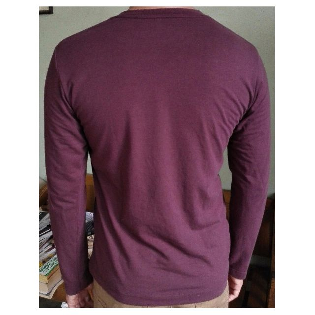 Long Sleeves Slim Fit Shirt