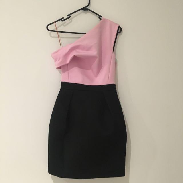 Manning Cartel Cocktail Dress