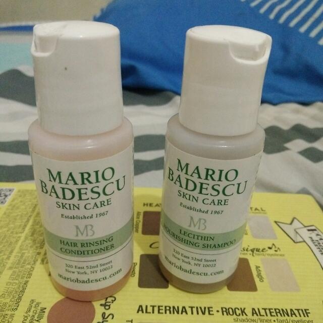 Mario Badescu Shampoo & Conditioner