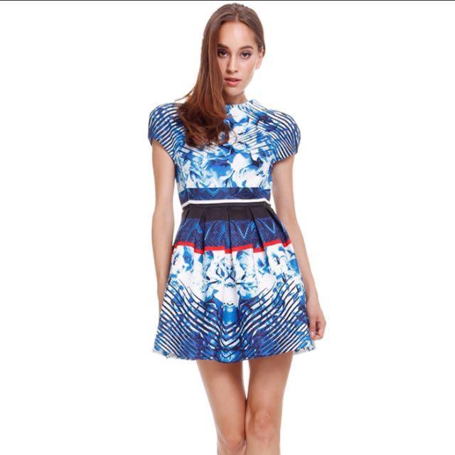 MDS Mystic Dress Size L