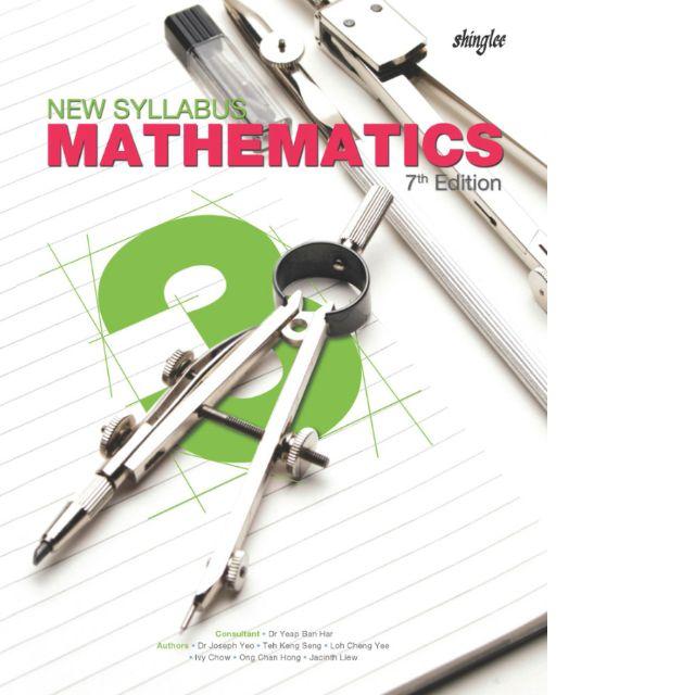 shing lee new syllabus mathematics