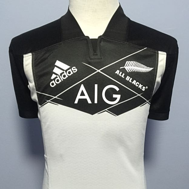 reputable site 59b4f d5199 New Zealand All Blacks 2017 Away Replica Rugby Jersey