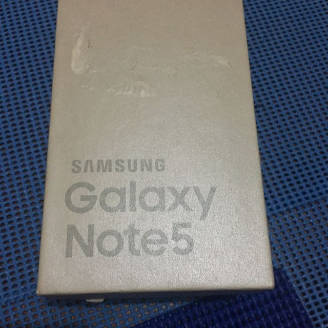 Note5/32G