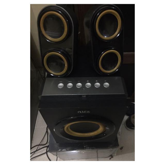 Nuvos Speaker
