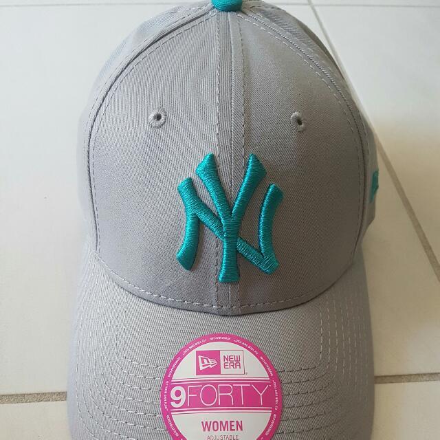 NY Yankees Adjustable New Era Cap