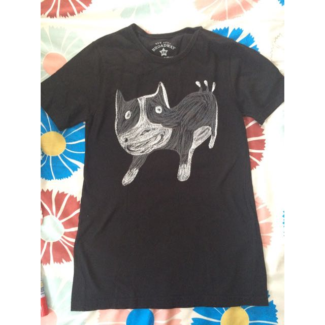 Pre Loved Black Shirt