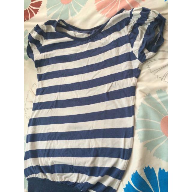Pre Loved Striped Shirt