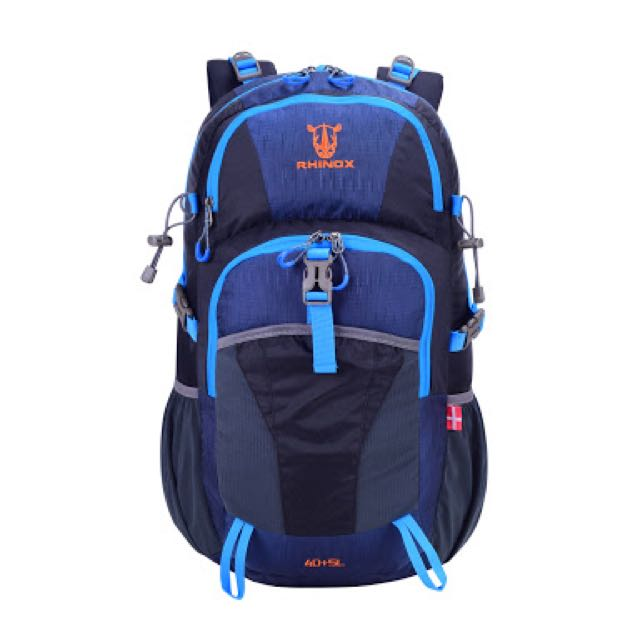 Rhinox Mountaineering Bag 40+5L