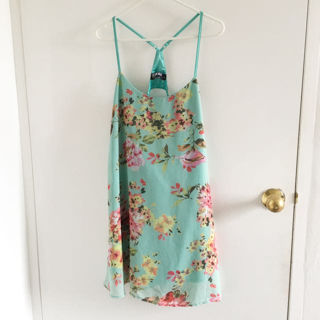 Summer Dress Size 10 Floral