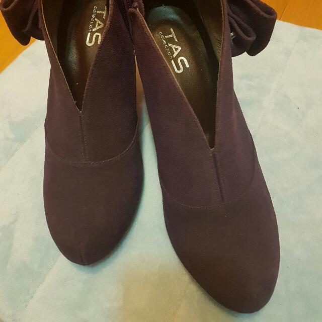 TAS淑女踝靴