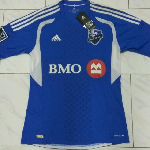 low price d93fa 6334e USA: MLS: Montreal Impact Home Jersey, Sports, Sports ...