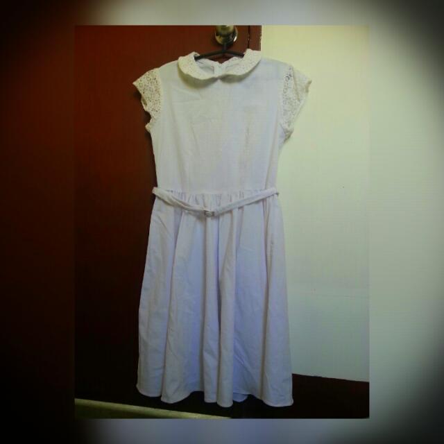 White Dress(large)