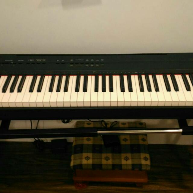 YAMAHA電鋼琴