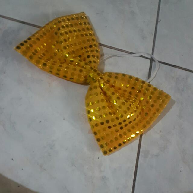 Yellow Ribbon For Cosplayers