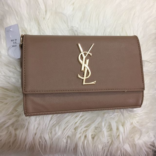 YSL Clutch Bag - Yves Saint Laurent