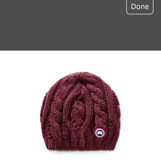 Canada Goose Knit Beanie