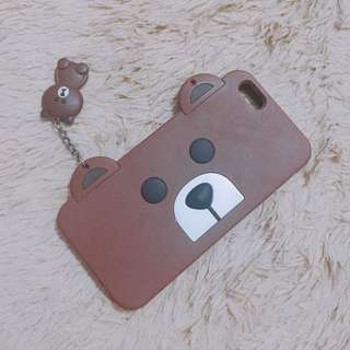 iPhone 6/6s Browny Line Character