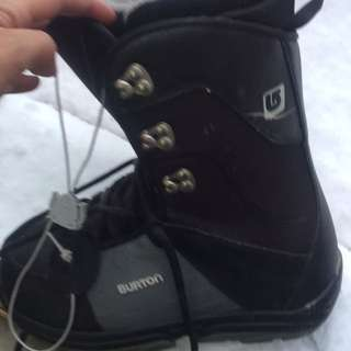 Men's Snow Board Boots Size 8.5
